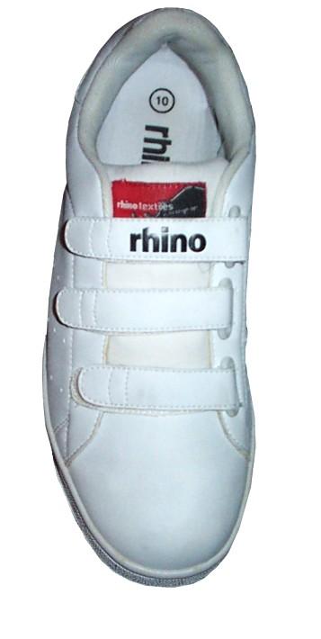 white rhino shoes